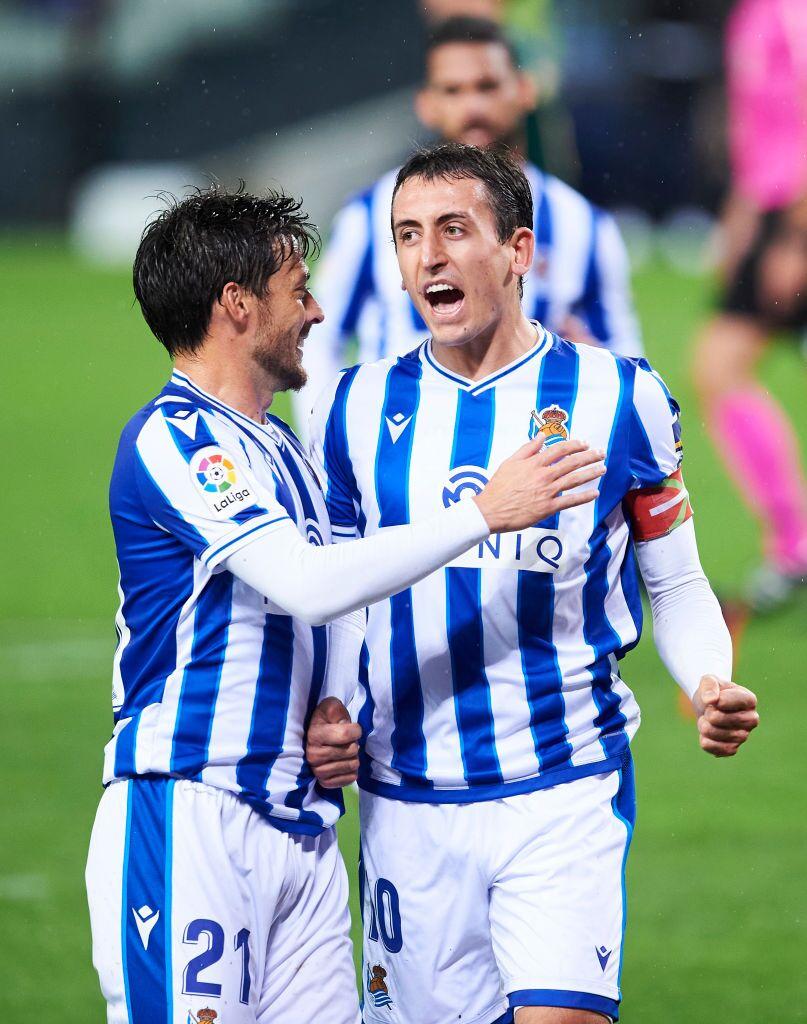 Real Sociedad v SD Huesca - La Liga Santander