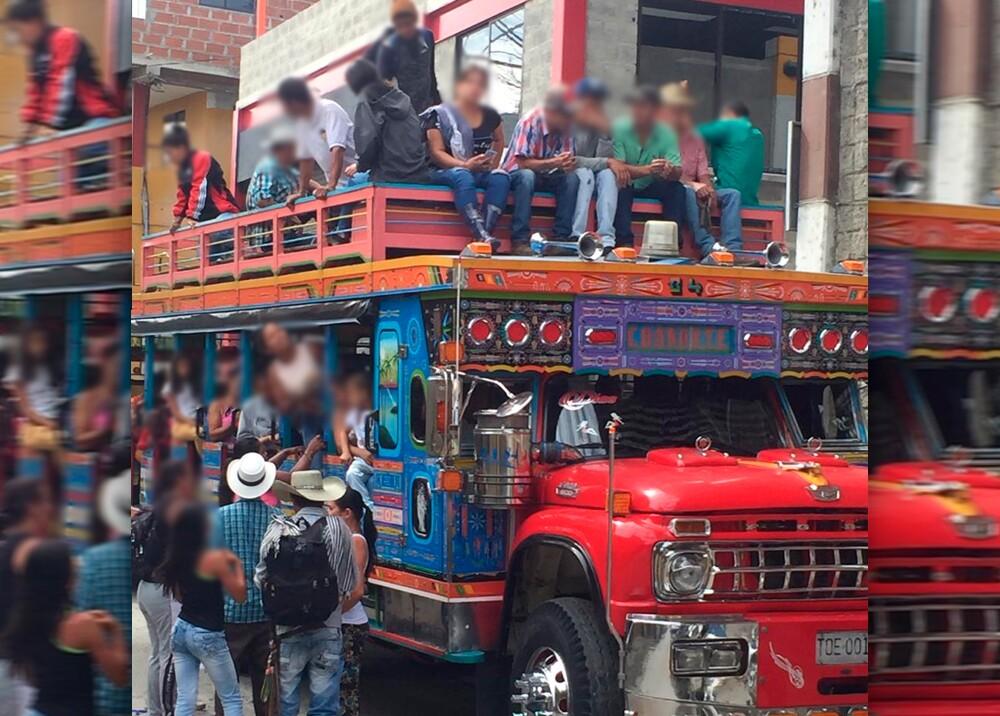 356331_Desplazado en Ituango / Foto: BLU Radio