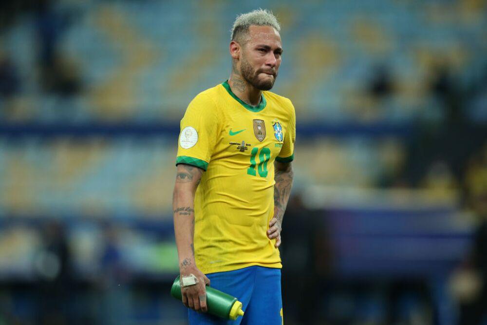 Neymar-lágrimas
