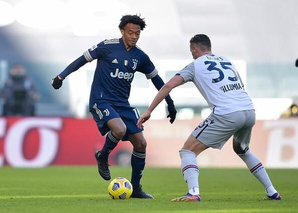 Juan Guillermo Cuadrado, Juventus vs. Bologna