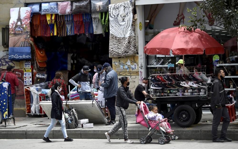 Actividades económicas durante la pandemia