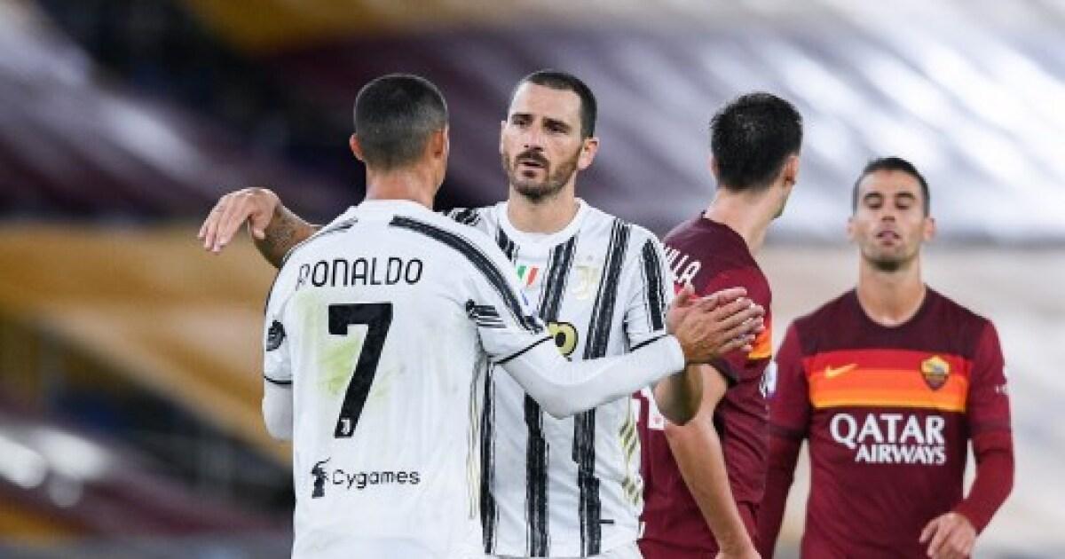 Champions League: Leonardo Bonucci, luchando para poder llegar al partido de Juventus vs Barcelona