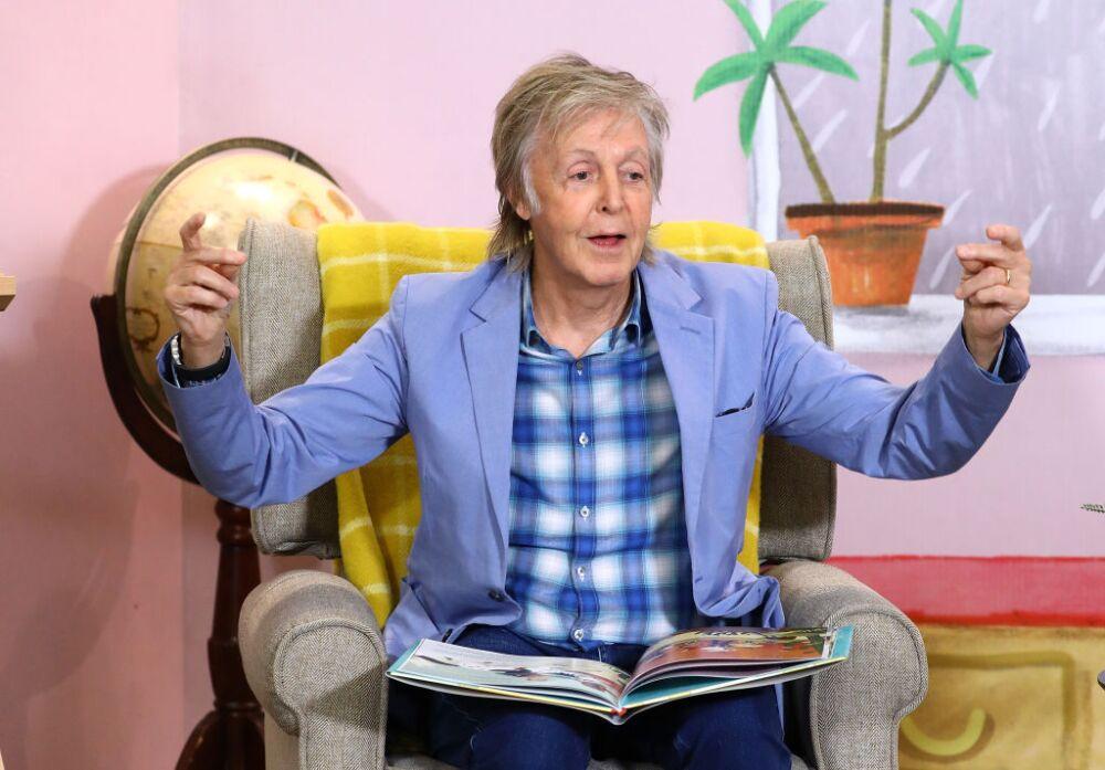 Paul McCartney publicará su segundo libro infantil
