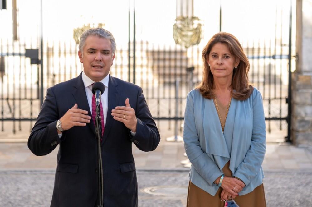 Iván Duque y Marta Lucía Ramírez. Foto Presidencia 1.jpeg