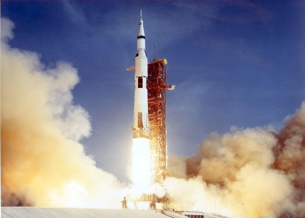 338822_BLU Radio // Apollo XI // Foto: AFP