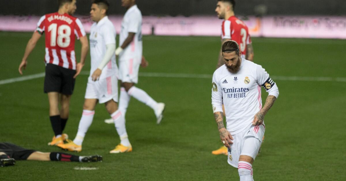 Arremeten en contra del Real Madrid por eliminación en Supercopa de España