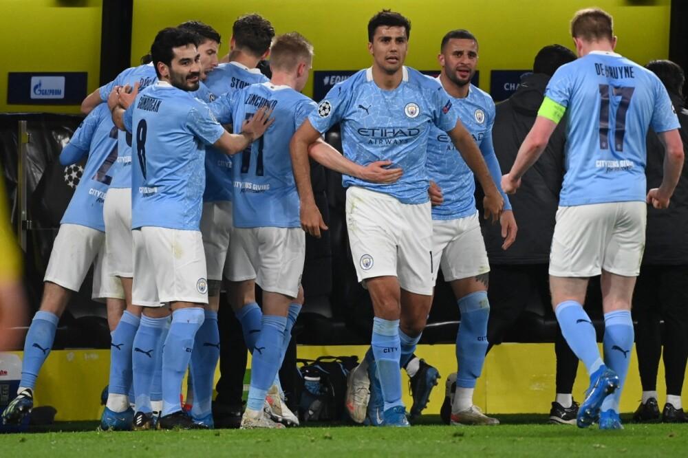 Manchester City AFP.