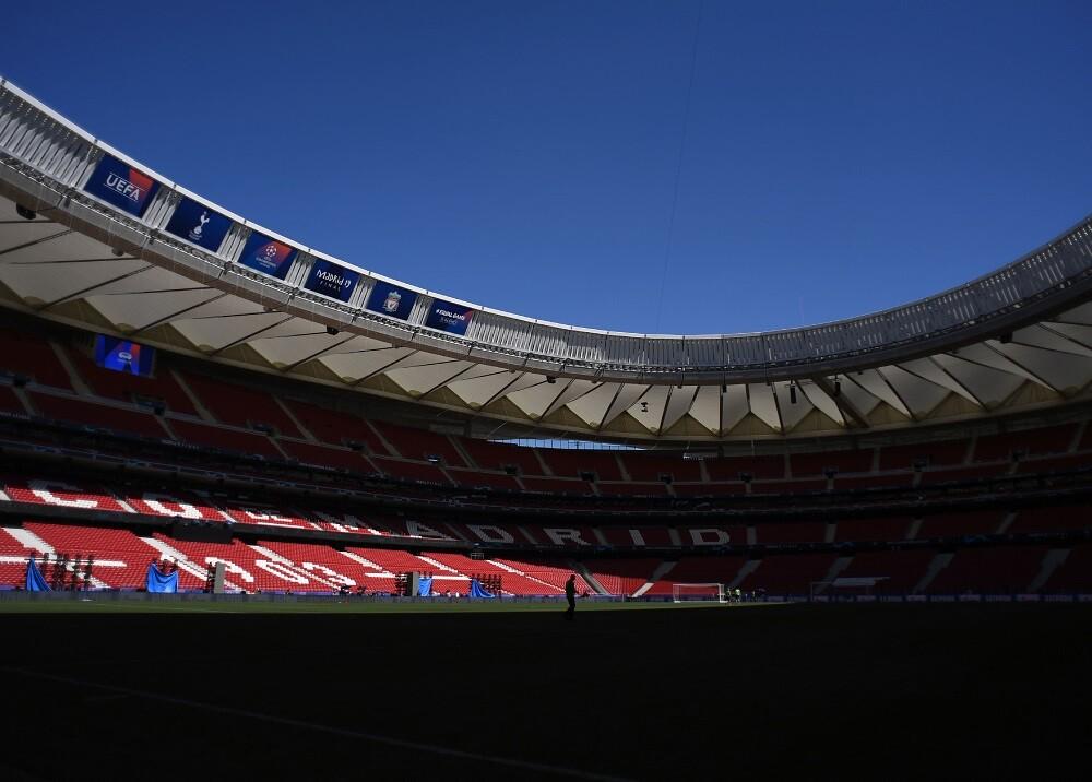 335394_BLU Radio // Wanda Metropolitano // Foto: AFP