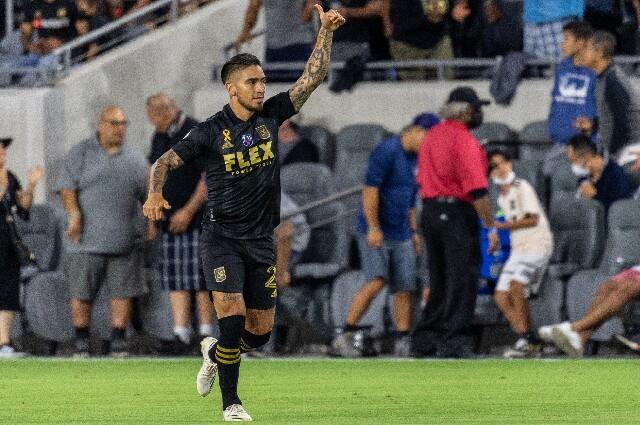 Cristian Arango, figura en la MLS