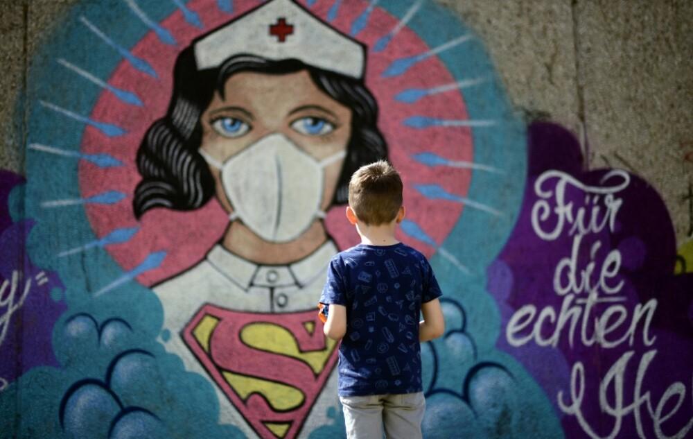 Pandemia - menores de edad