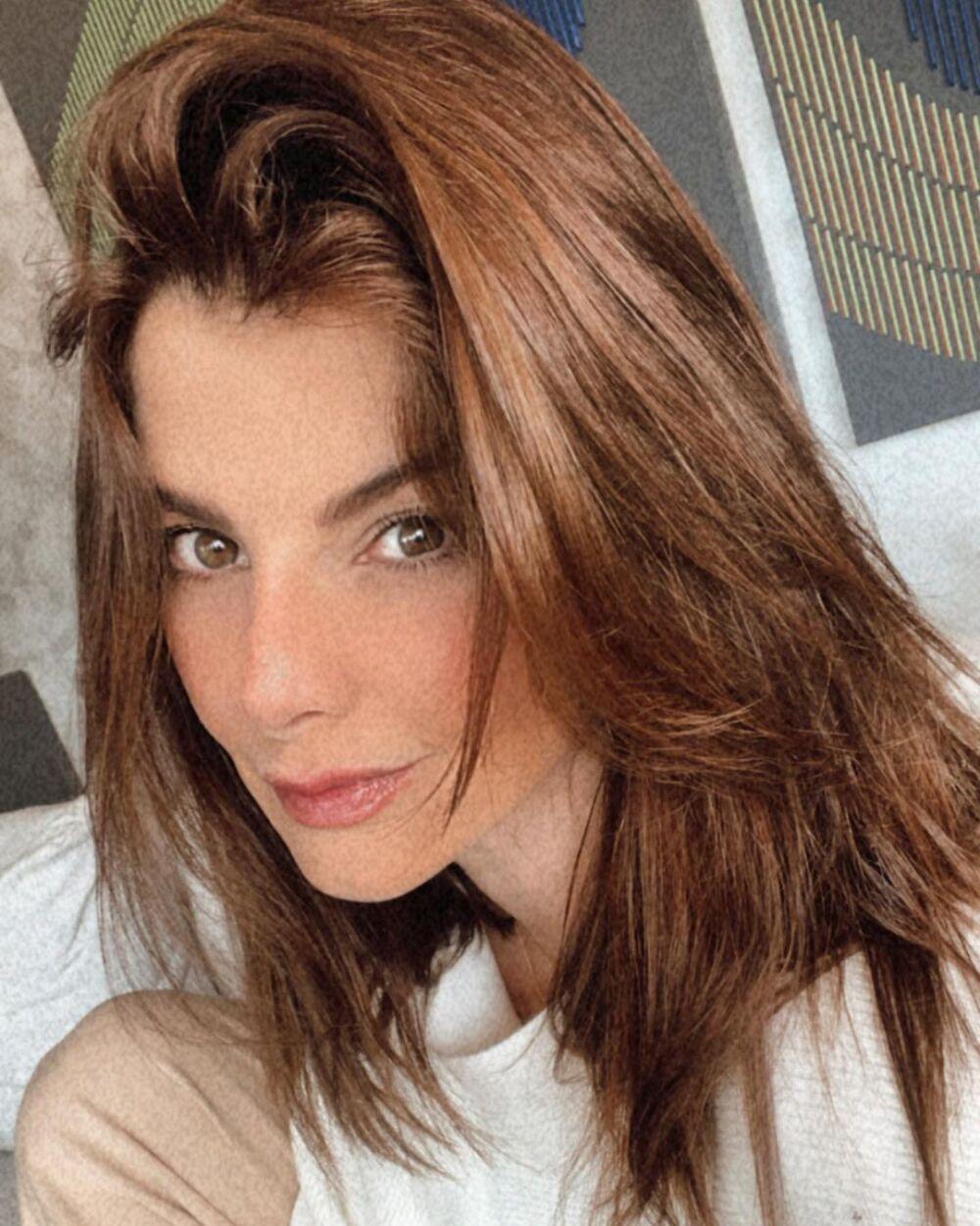 Carolina Cruz despejó dudas sobre su relación con Lincoln Palomeque.