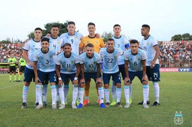328714_Selección Argentina Sub-23