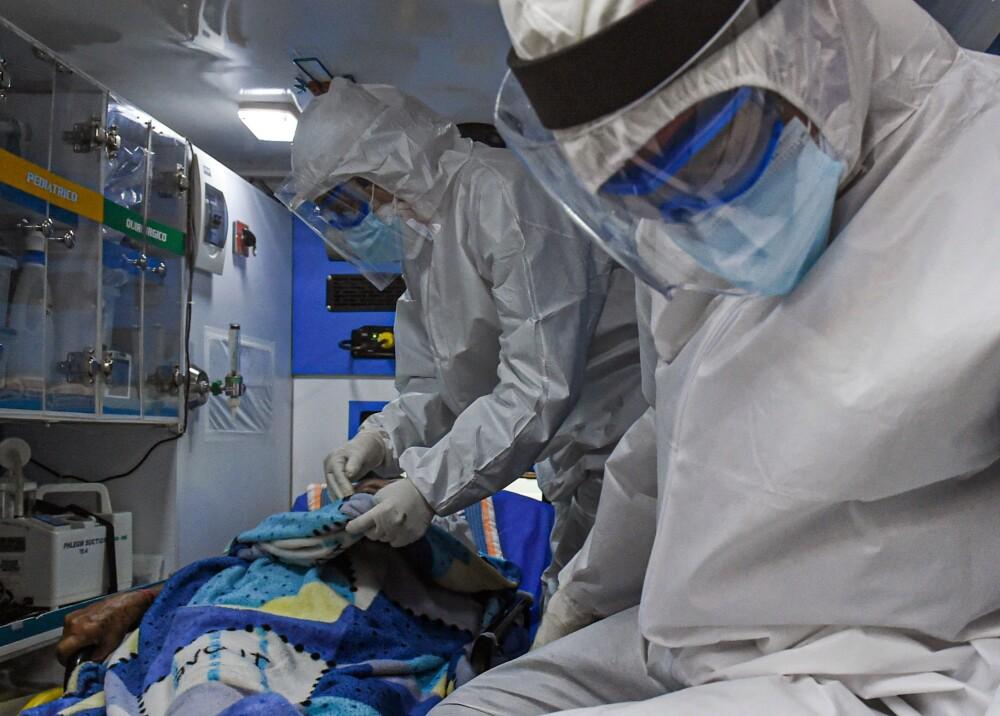 375180_Coronavirus // Foto: Referencia AFP
