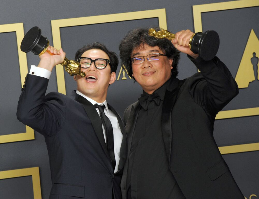 Estos son algunos momentos memorables de la gala de los Óscar.