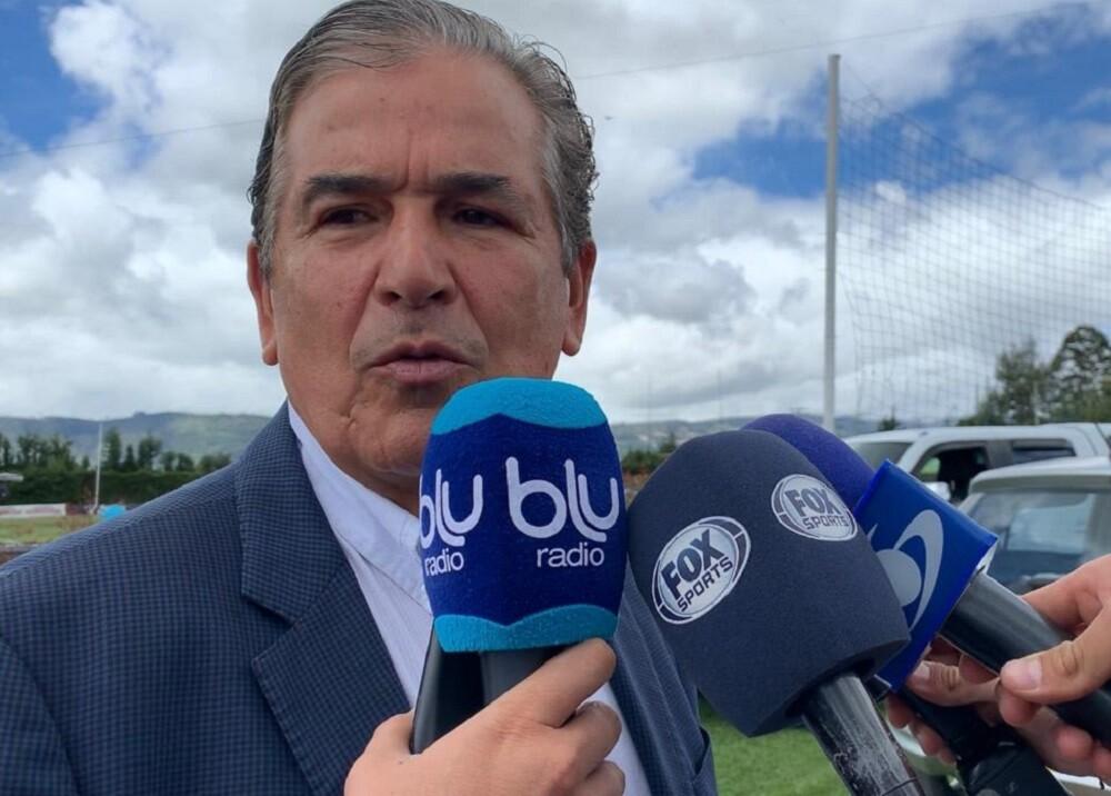 335535_BLU Radio. Jorge Luis Pinto / Foto: BLU Radio