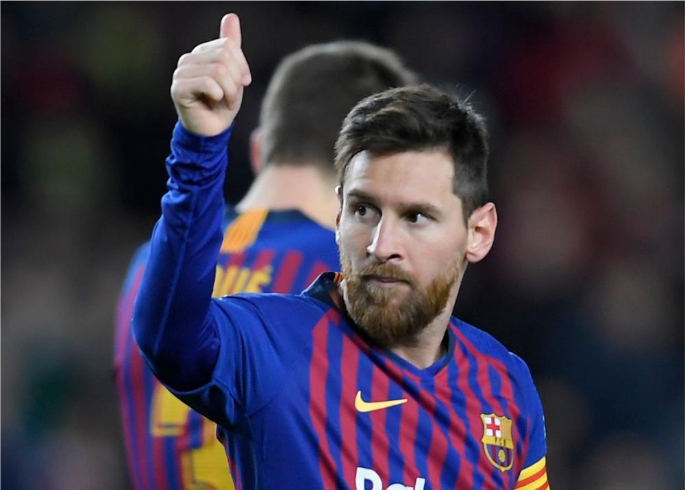 324653_Blu Radio // Lionel Messi // Foto: AFP