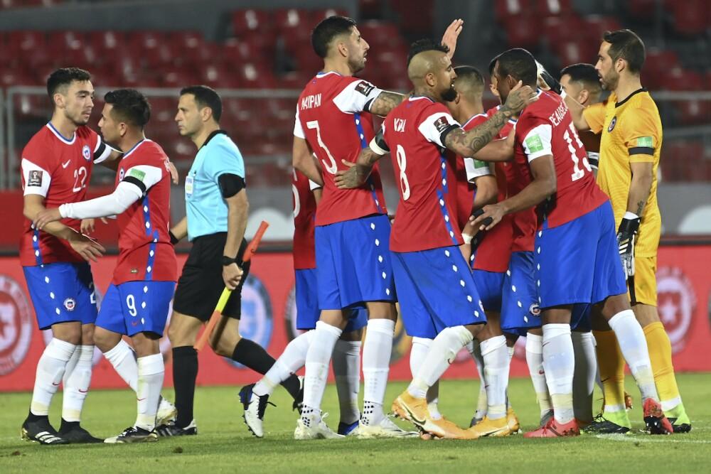 Selección de Chile / AFP