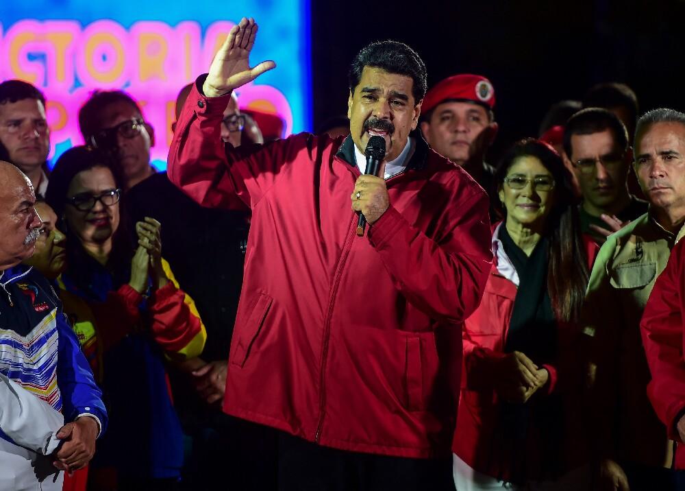 288642_Nicolás Maduro - Foto: AFP