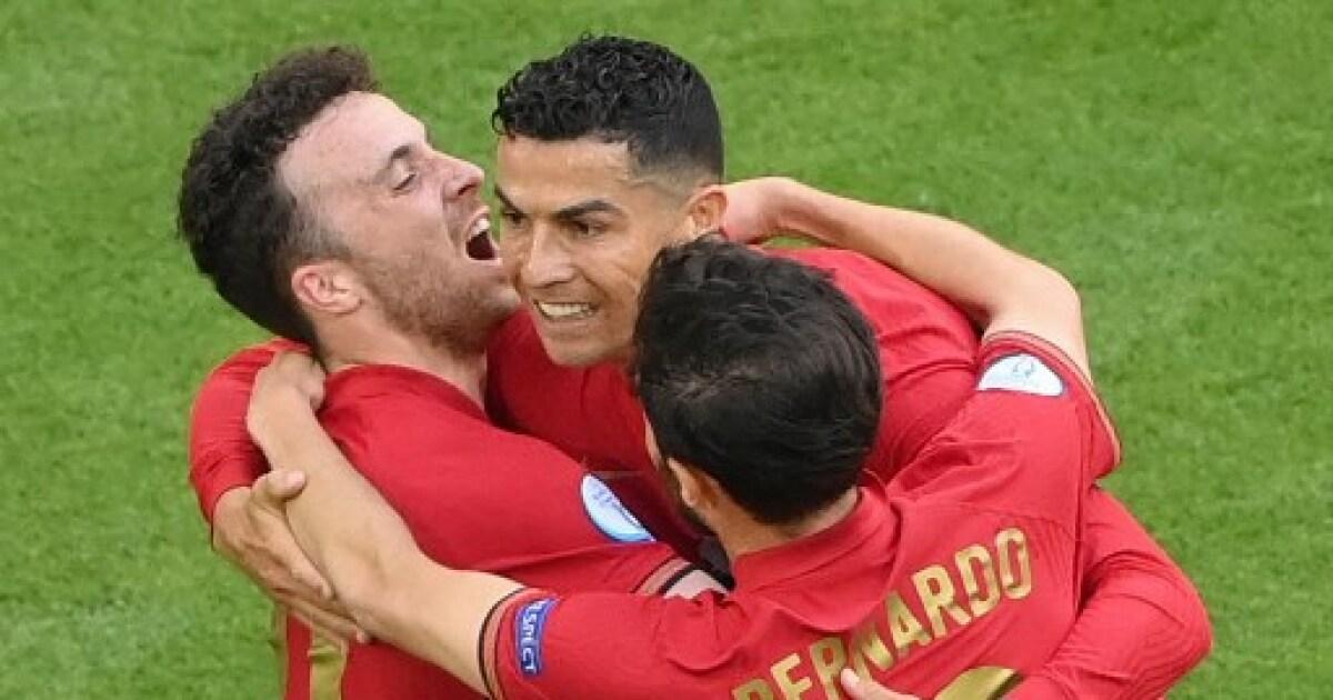 Portugal vs. Francia EN VIVO: alineaciones, mejores jugadas y estadísticas de los jugadores