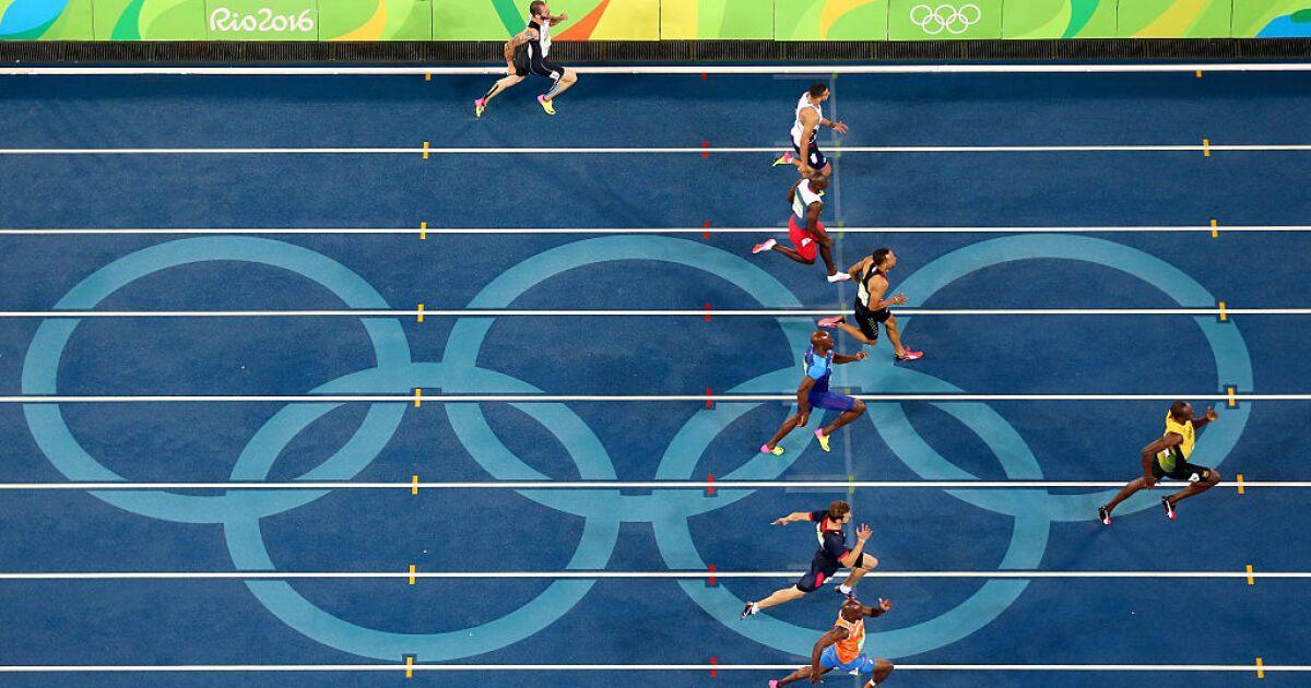 Atletismo en los Juegos Olímpicos de Tokio 2020