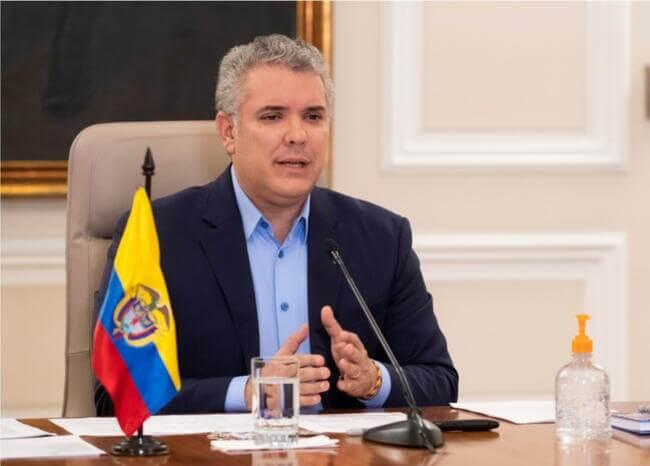 368237_Iván Duque // Foto: Presidencia