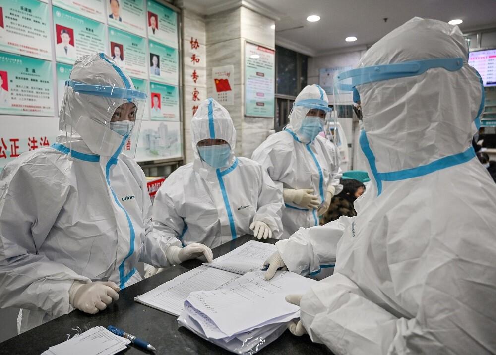 353609_BLU Radio. Coronavirus / Foto: AFP