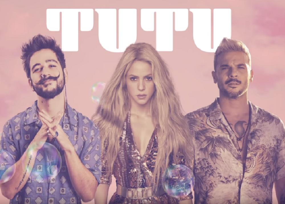 345904_BLU Radio. Remix 'Tutu' con Shakira / Foto: YouTube