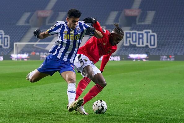 Luis Díaz Porto vs Benfica
