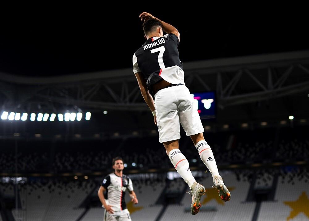 371660_Cristiano Ronaldo. Foto: AFP