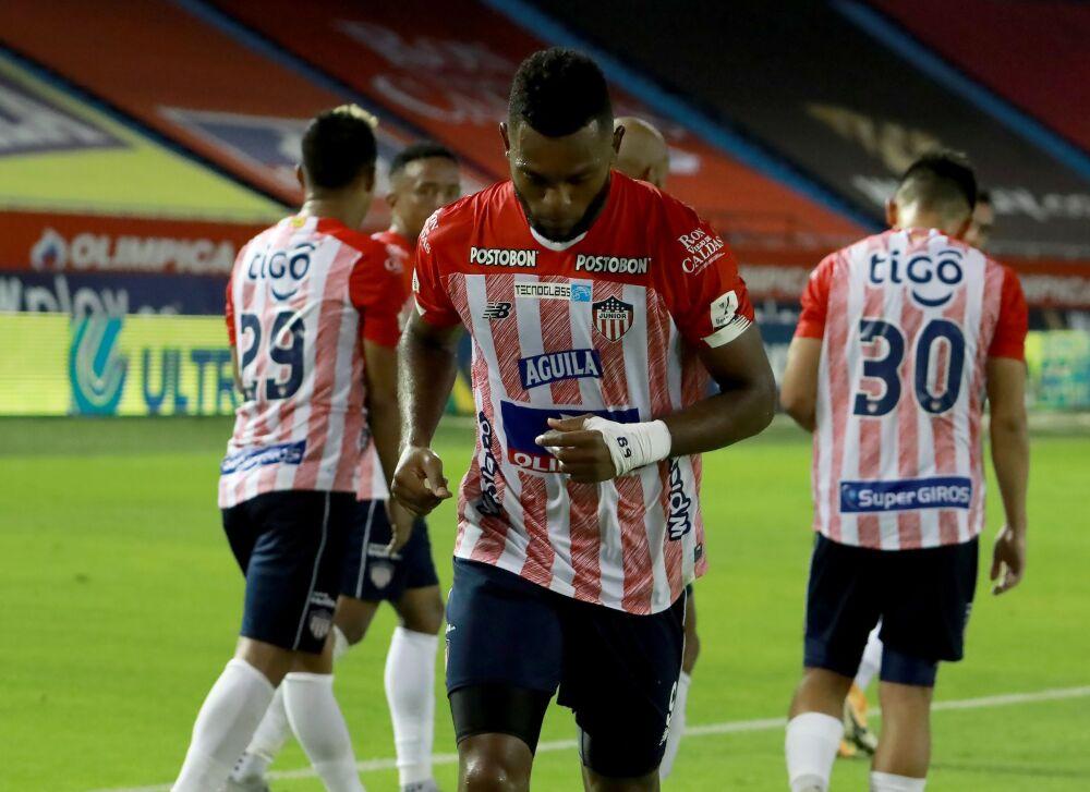 Miguel Ángel Borja, jugador de Junior. Dimayor.jpeg