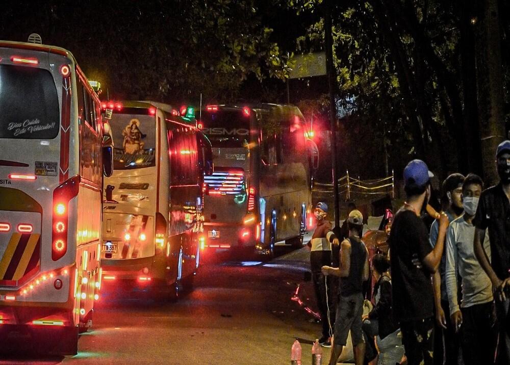 370822_BLU Radio: Traslado Migrantes - Bucaramanga / Foto: Suministrada