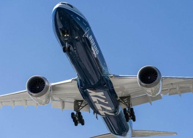 Avión, foto de referencia