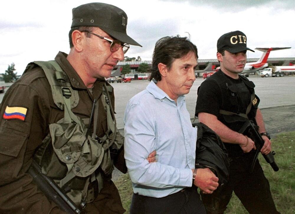 Detenido en Colombia Fabio Ochoa, uno de los mayores narcotraficantes del mundo.