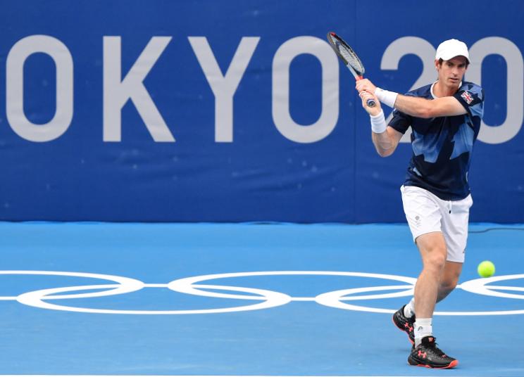 Andy Murray no jugará en sencillos del tenis de los Juegos Olímpicos Tokio 2020.