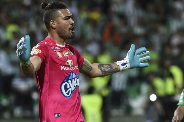 Álvaro Montero, futbolista del Tolima