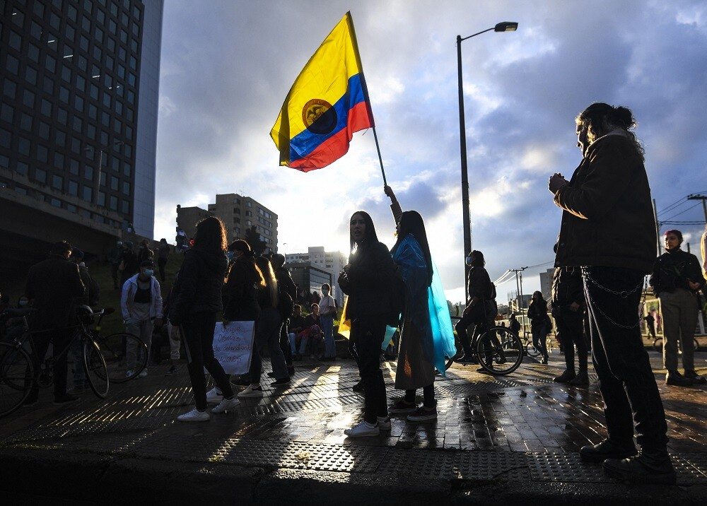 COLOMBIA-TAX-REFORM-PROTEST
