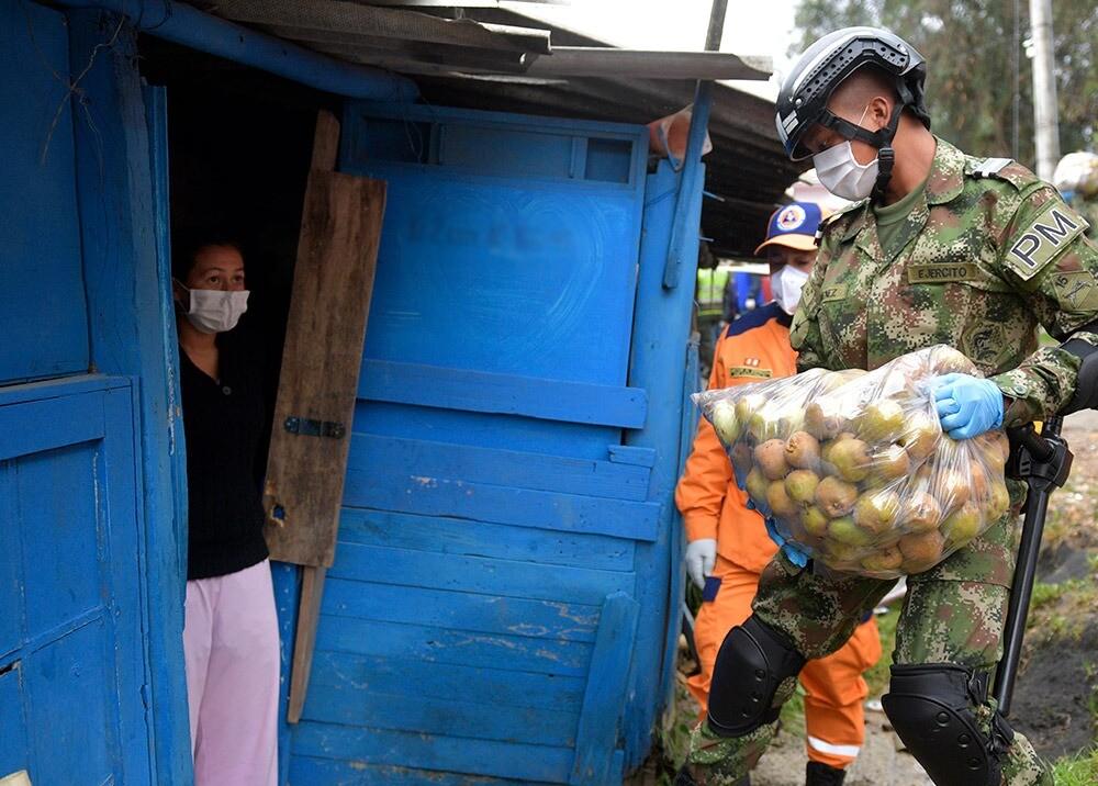 371437_La celebración del Día de la Independencia será diferente este año // Foto: AFP, imagen de referencia