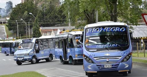 Tras cinco años de estudios, Rionegro presentó el nuevo sistema de transporte público