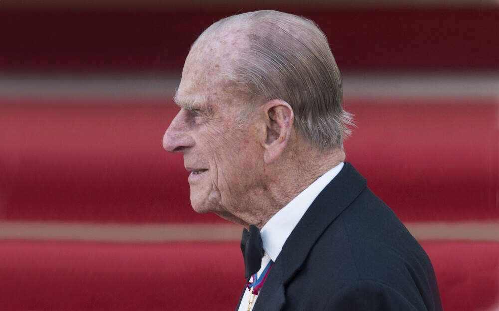 He was 99 years old Prince Philip, the Queen's husband is dead.