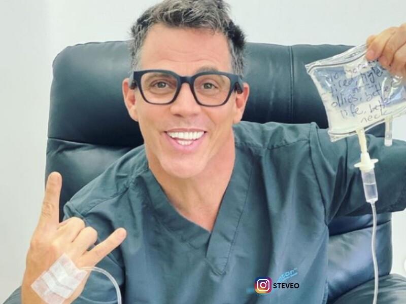 Steve-O tratamiento en Colombia.