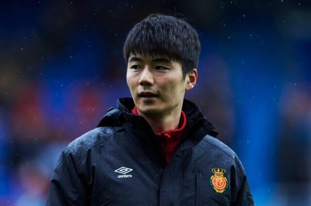 333837_Ki Sung-Yueng, jugador del Mallorca.