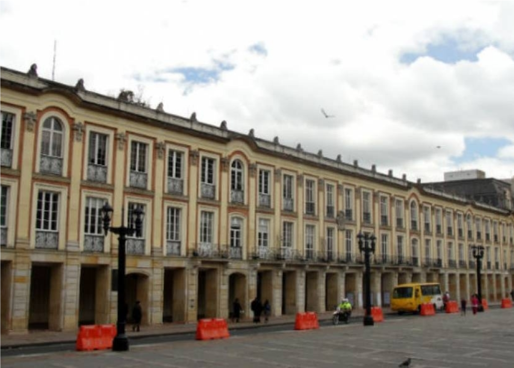 324990_BLU Radio // Palacio Liévano // Foto: Alcaldía de Bogotá