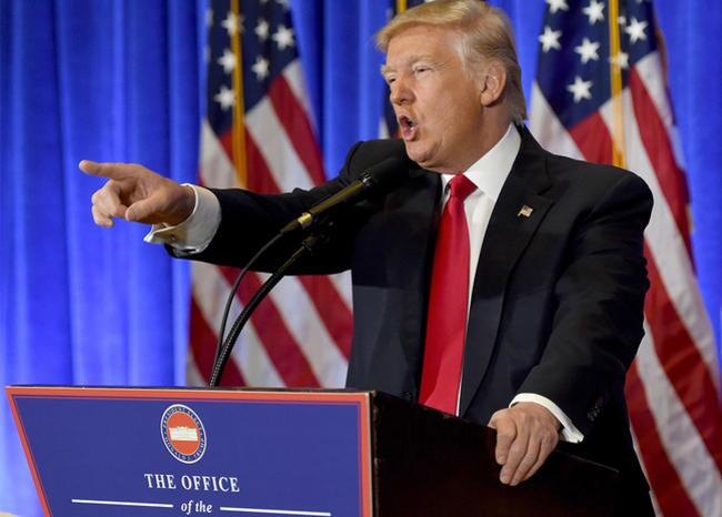 3971_La Kalle - Donald Trump - Foto AFP