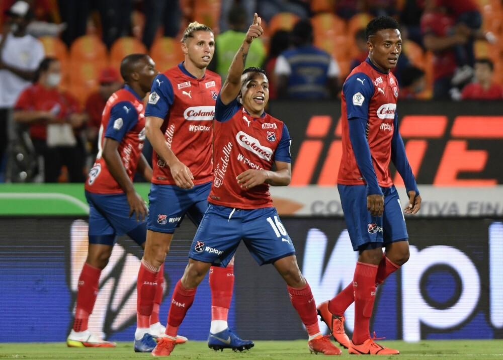 Independiente Medellín remontó 3-1 a Once Caldas Foto Dimayor.jpg