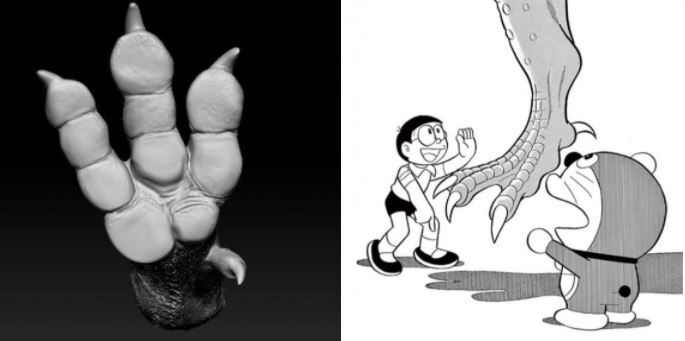 nueva especie de dinosaurio es bautizada en honor a Nobita, de doraemon