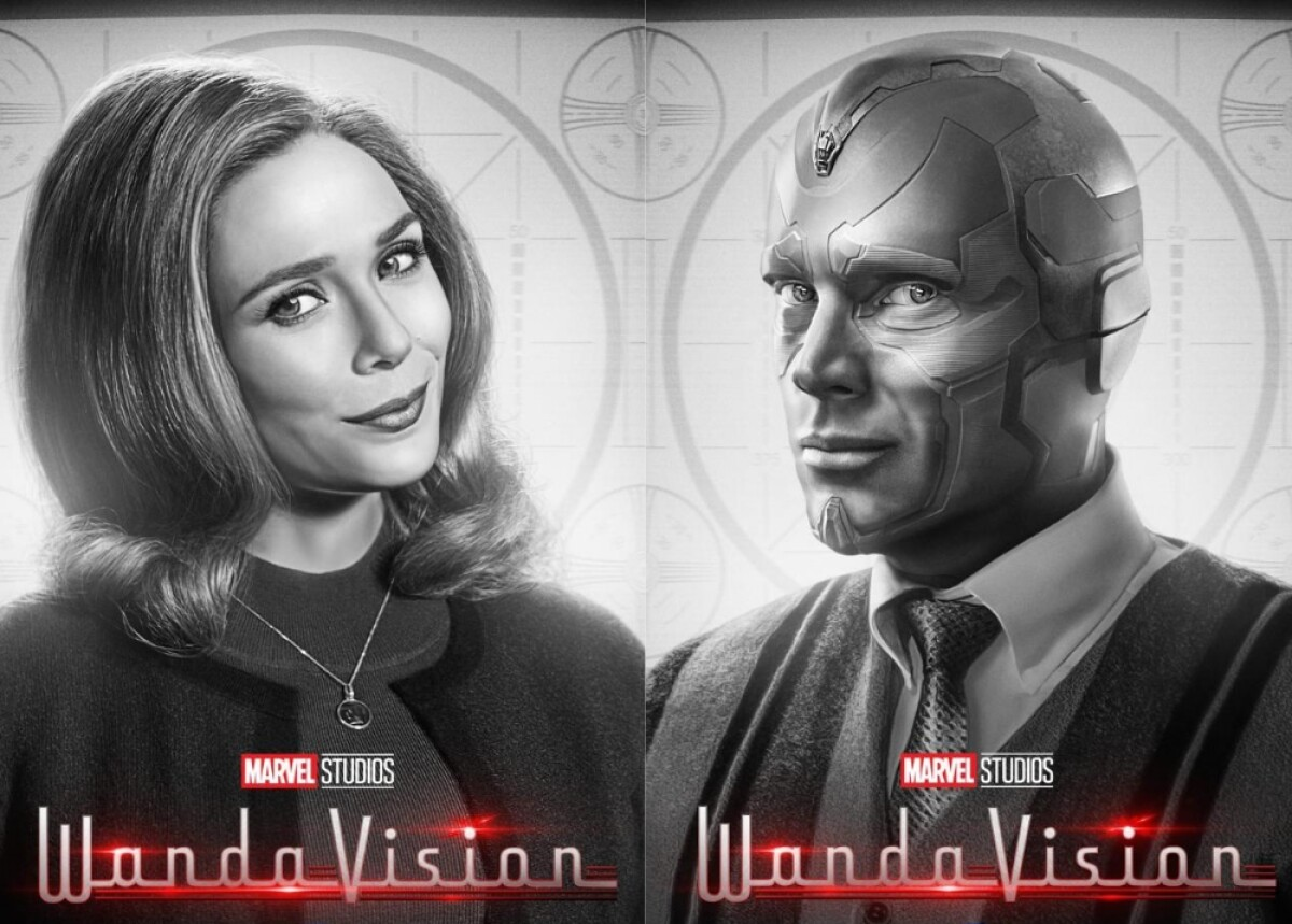 Wandavision Estrenos de Disney+ marzo 2021