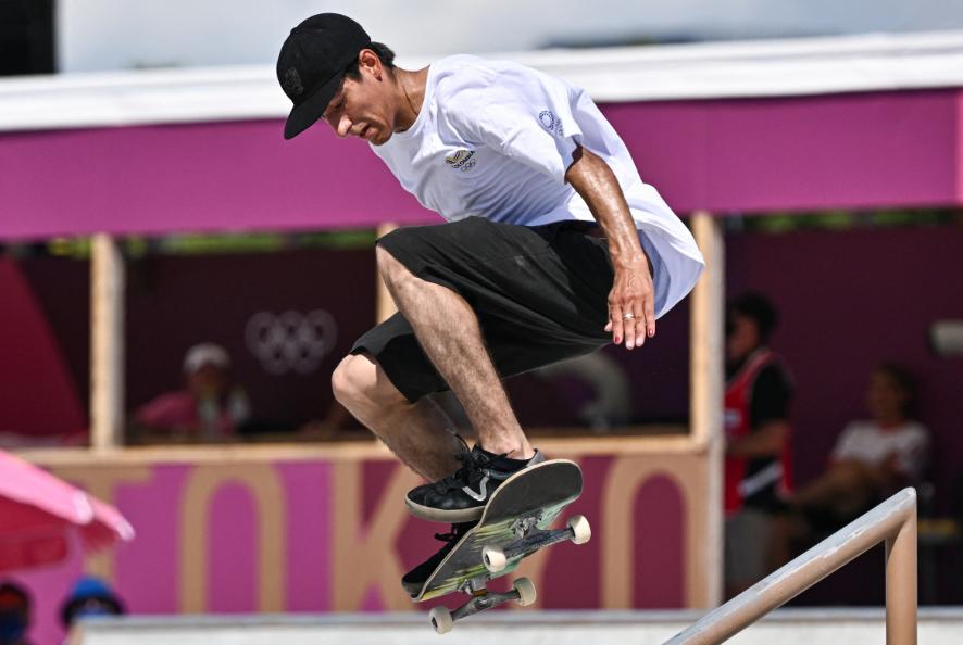 Jhancarlos González se despidió de los Juegos Olímpicos de Tokio 2020.
