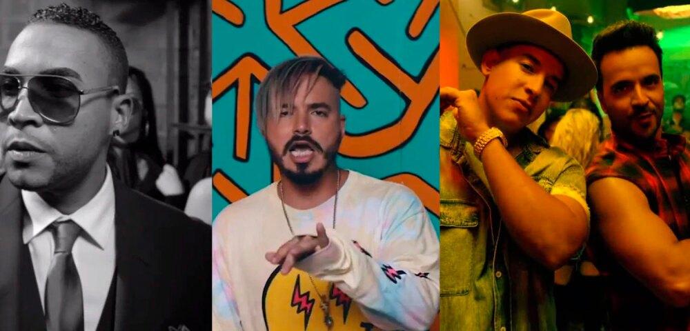 Las Mejores Canciones De Reggaetón De La Década 2010 2019
