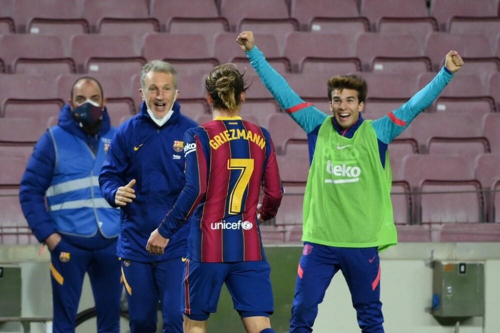 Antoine Griezmann, Barcelona vs. Athletic Bilbao