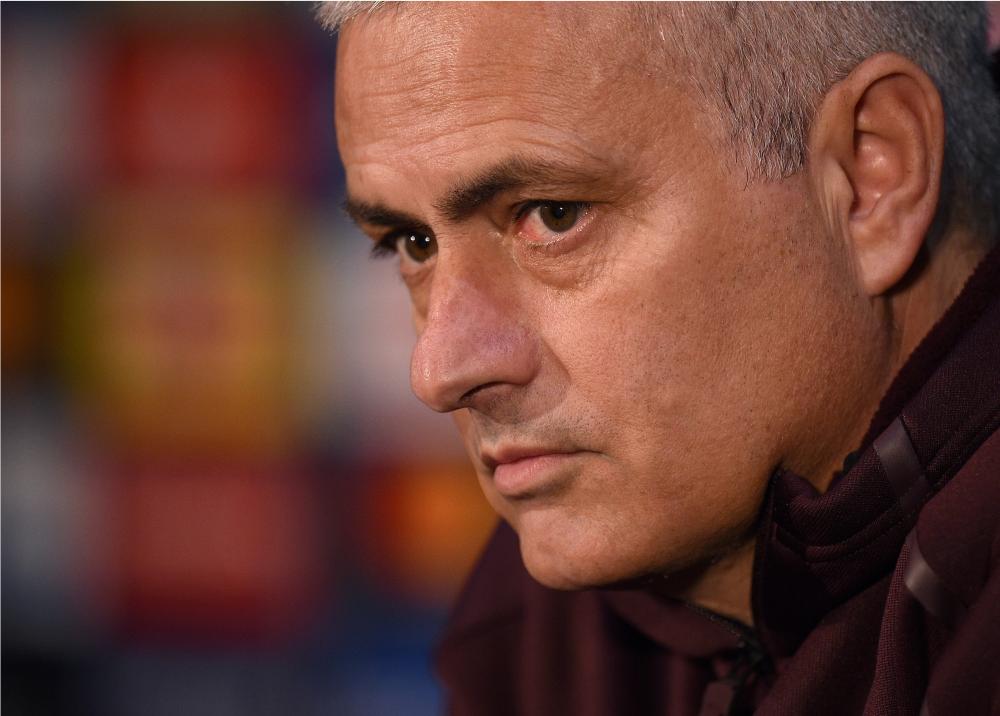 320882_Blu Radio // José Mourinho // Foto: AFP
